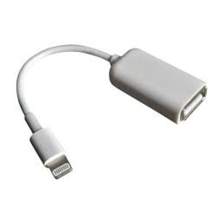 OTG переходник iphone(lighting) to USB Connection Kit