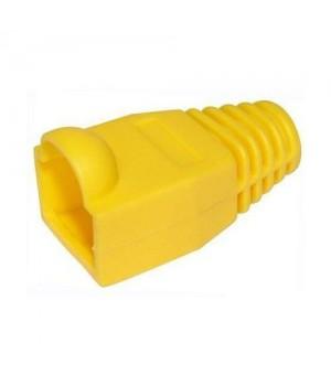 Изолирующий колпачок LPCP5YW RJ45 желтый
