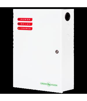 Блок бесперебойного питания Green Vision GV-002-UPS-A-1201-5A (5457)