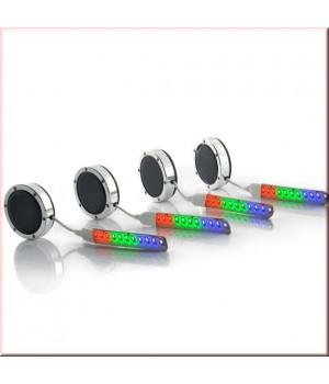 Подсветка колес LED