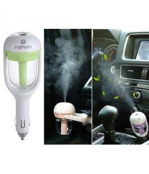 Автомобильный увлажнитель- очиститель воздуха ( 3 в 1)