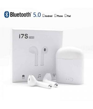 Беспроводные Bluetooth наушники  I7S TWS 5.0