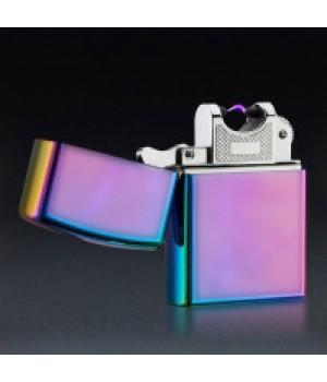 Зажигалка Honqiu USB 215 электроимпульсная