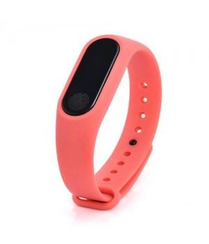 Фитнес-браслет M2 mi band(b quality) розовый