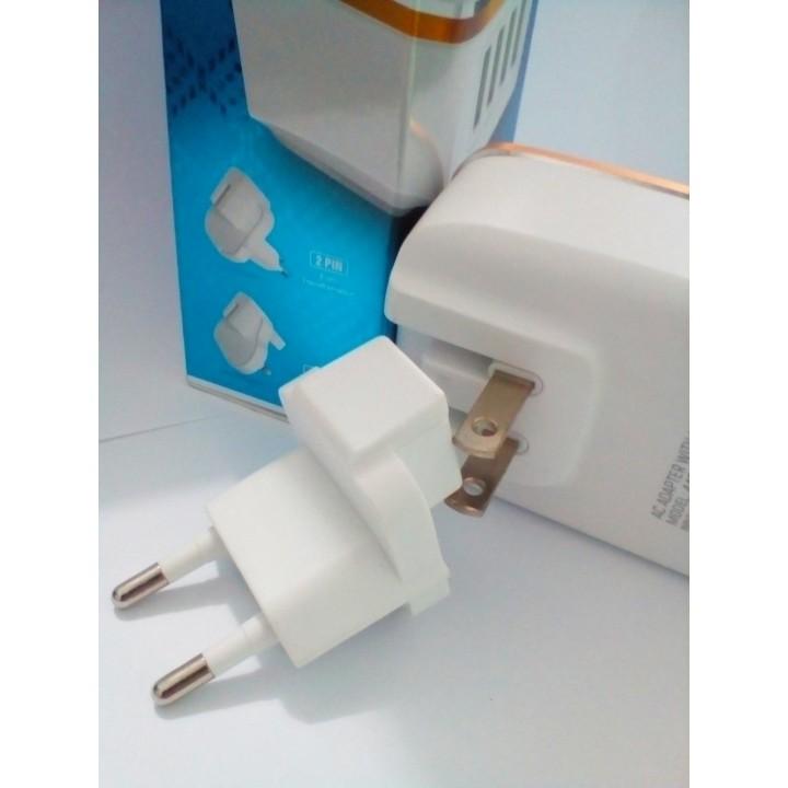 Сетевое зарядное устройство Soloffer 4404 4 USB  4.4A