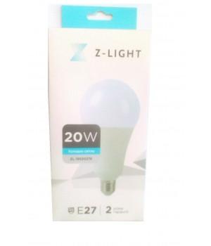 Светодиодная лампа ZL19520276 20W Е27 6400К Z-Light