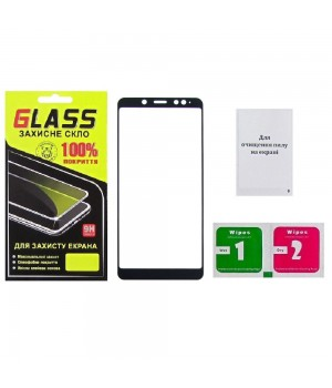 Защитное стекло для Xiaomi Redmi Note 5/5 Pro white 2.5D GLASS