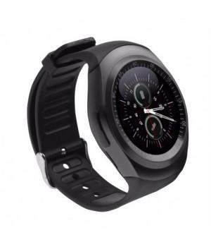 Смарт-часы Y1X с функцией фитнес-браслета black