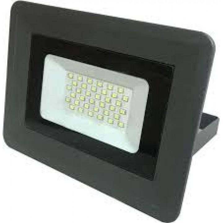 Прожектор LED Works 10W (черный)