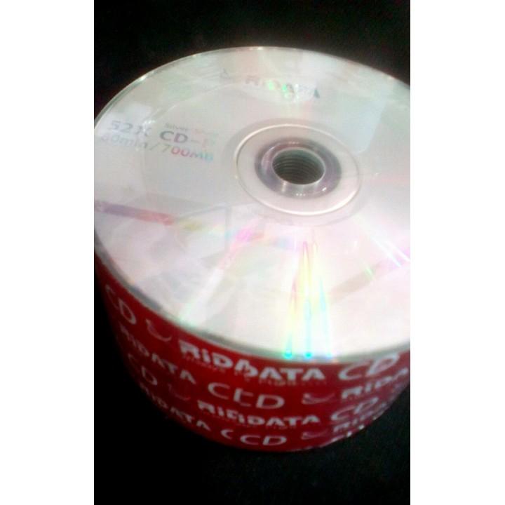 Диски CD-R RiData 700 mb 52xbulk упаковка 50 шт