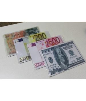 Коврик деньги big (20*30)