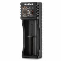 Зарядное устройство для аккумуляторов LiitoKala Lii-100B блистер под все типы.на одну батарейку