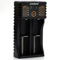 Зарядное устройство для аккумуляторов LiitoKala Lii-202 под все типы .на две батарейки