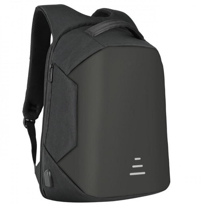 Рюкзак антивор Zupo Crafts ZC-05 черный