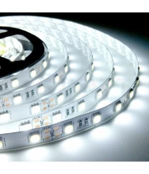 Лента светодиодная Works LED 12v 5050-60д 14.4W/5m IP-20 white бухта (цена за 1м)