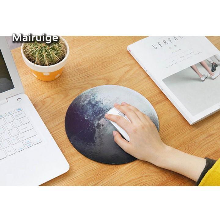 Коврик для мыши круглый G-7  космос