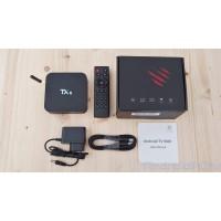ТВ-приставка TV box TX6 (4/64Gb)Android 9.0 dual wi fi