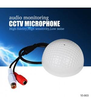 Микрофон (гольф) для систем безопасности IP-камер