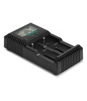 Зарядное устройство для аккумуляторов Videx VCH-UT200 2-х канальное