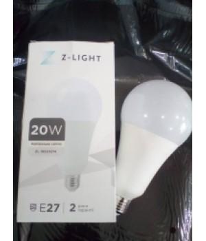 Лампочка Z-Light ZL-19520274 E27 4000K 20w A60
