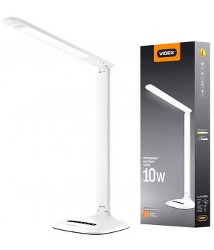 LED лампа настольная VIDEX  VL-TF06W 7W 3000-5500K 220V