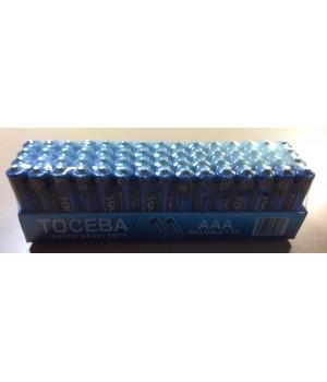 Батарейки Toceba R03 солевая