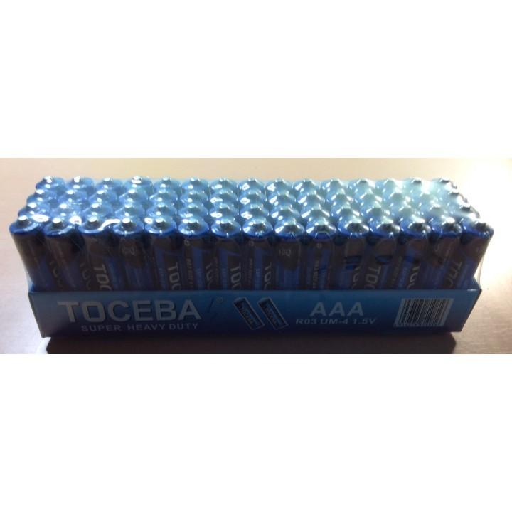 Батарейка Toceba R03 солевая