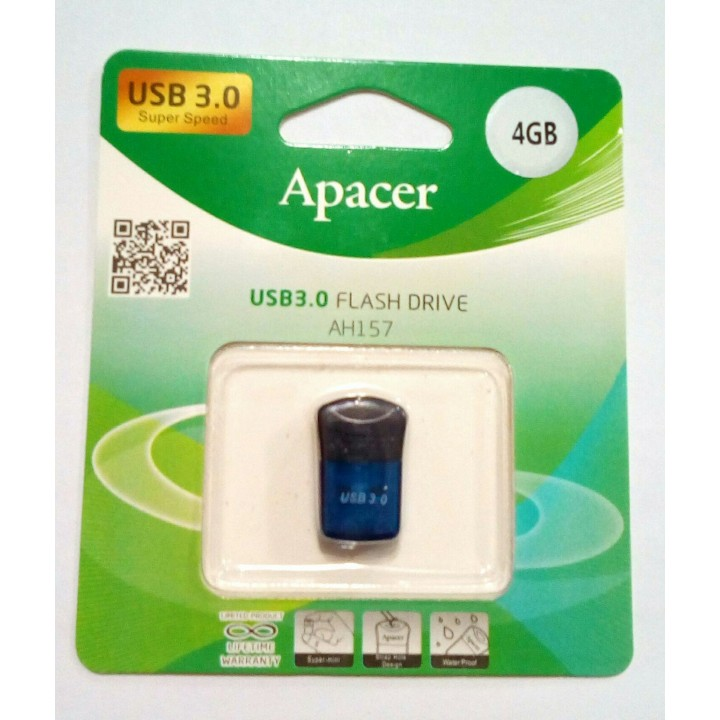 USB Флешка Apacer AH157 4Gb