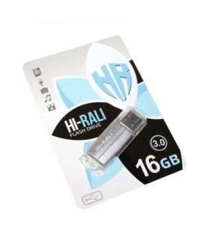 USB Флешка Hi-Rali 16GB Stark series Silver