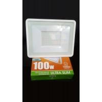 Светодиодный прожектор LedStar Ultra Slim 100W 220-240V 800Lm 6500K белый