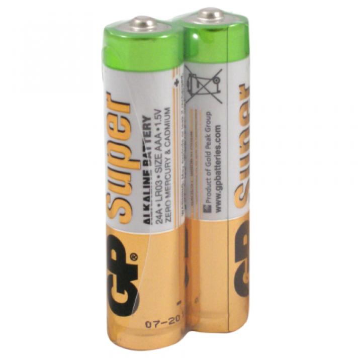 Батарейка GP Super Alkaline LR03