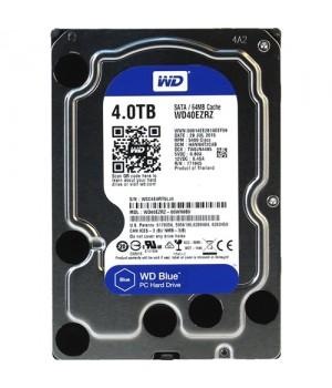 Жесткий диск Western Digital Blue 4TB 5400rpm 64GB WD40EZRZ 3.5 SATA!!!