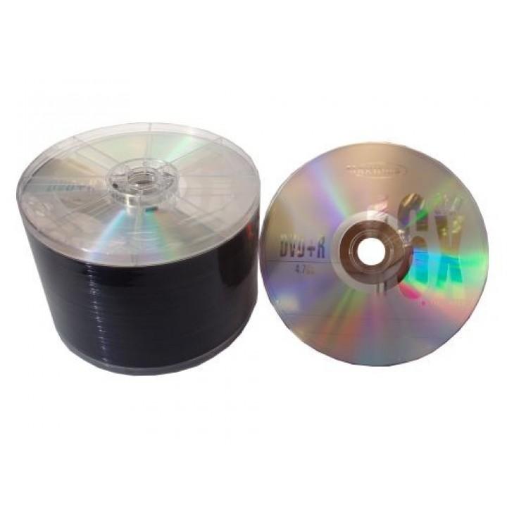 Диски DVD-R MAXIMUS 4,7 Gb 16*bulk (упаковка 50шт)
