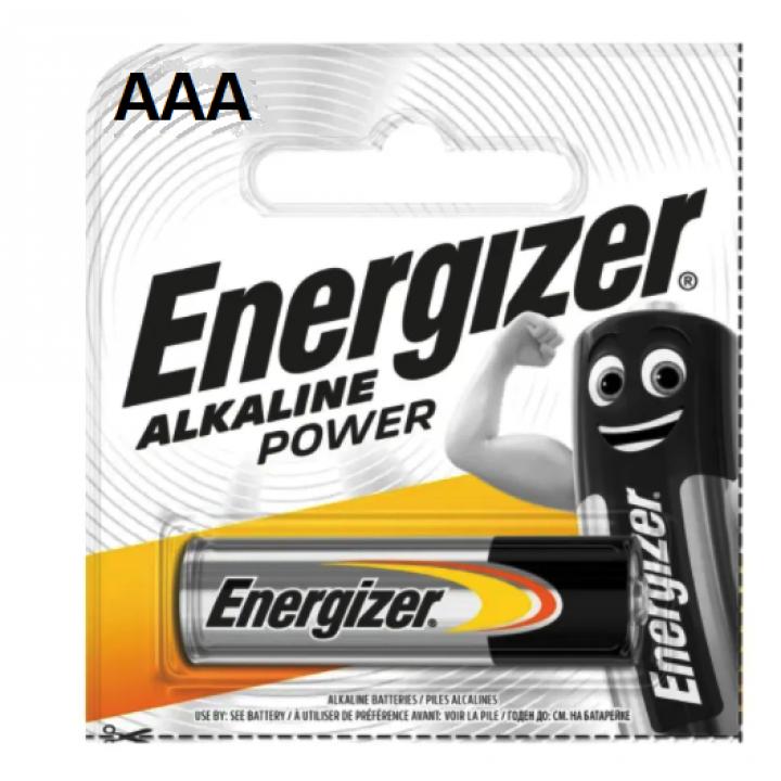 Батарейка Energizer Power Kartella LR03 на блистере