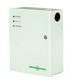 Блок Бесперебойного Питания Green Vision GV-001-UPS-A-12013A(5456)