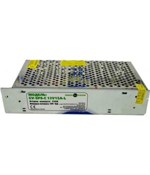 Блок питания ND Green VisionGV-SPS-C 12V15A L(180W) импульсный,металлический
