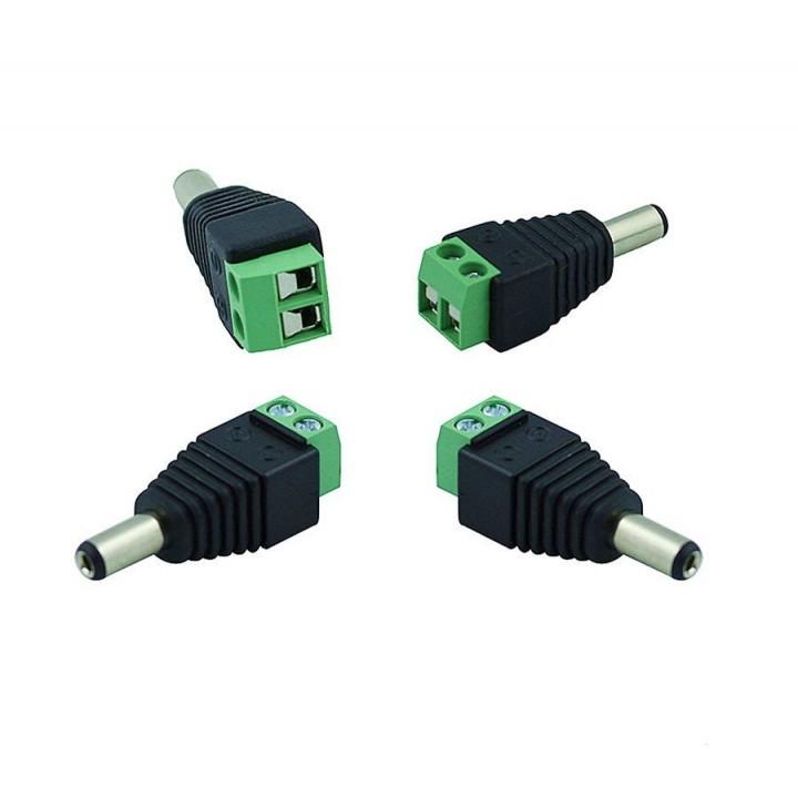 Переходник-штекер DC connector M