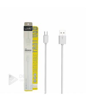 Кабель USB LDNIO SY 03 micro,v8 (для Android)