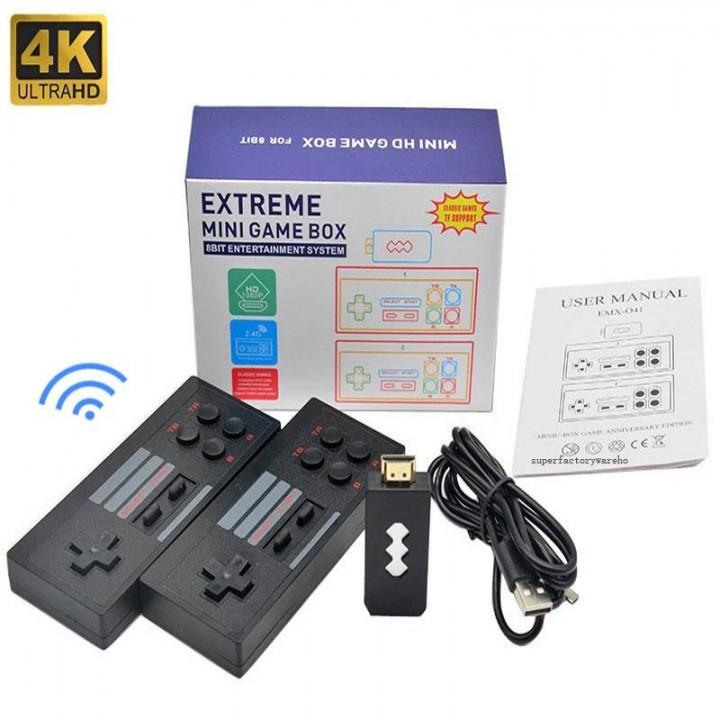 Игровая консоль Retro Extreme Mini Game Box HD 8Bit