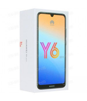 Смартфон Huawei Y6 2019 Dual Sim blue