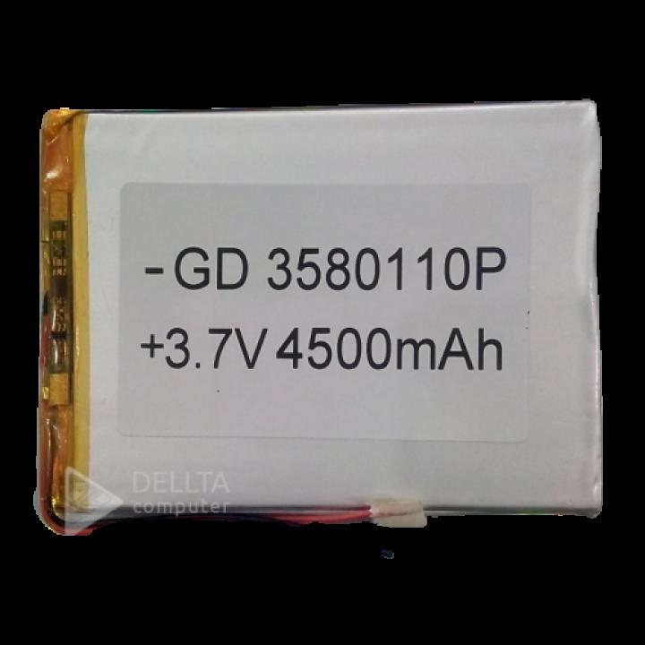 Литий-полимерный аккумулятор 3580110