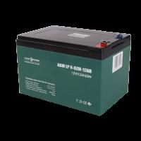 Аккумулятор тяговый свинцево-кислотный AGM LogicPower LP 6-DZM-20 - под болт M5 (9172)
