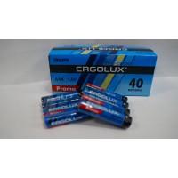 Батарейка Ergolux PROMO R03 солевая