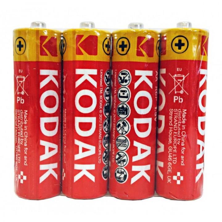 Батарейка Kodak R06 солевая