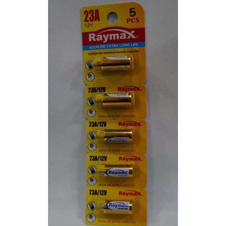 Батарейка Raymax 23A ( на блистере)