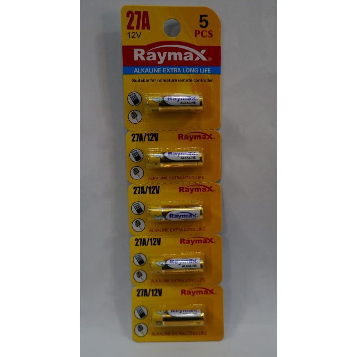Батарейка Raymax 27A (на блистере)