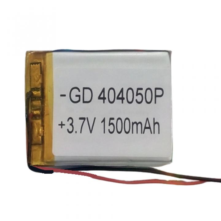 Литий-полимерный аккумулятор  404050