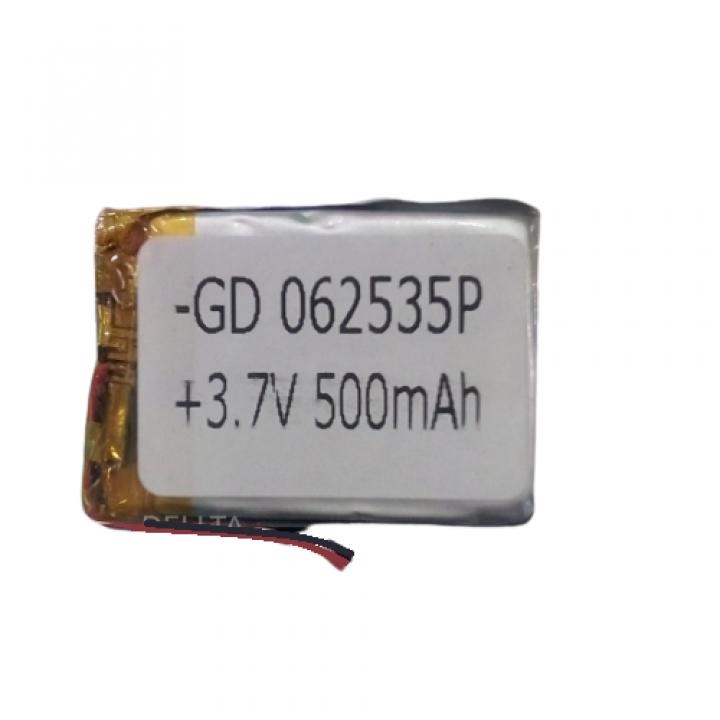 Литий-полимерный аккумулятор 062535