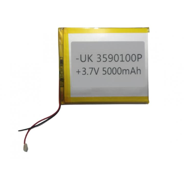 Литий-полимерный аккумулятор 3590100 P