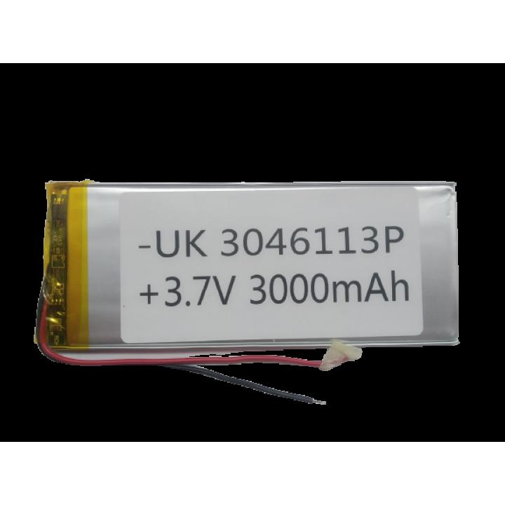 Литий-полимерный аккумулятор 3046113